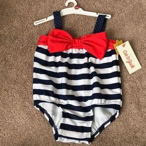 Cat & Jack Baby Bathing Suit 3-6Mo NWT